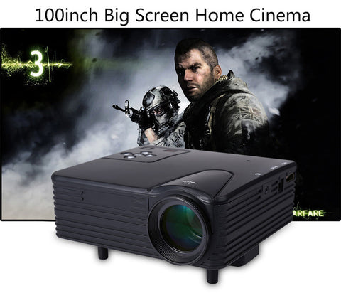Full HD Home Theater Cinema H80 LCD Image System