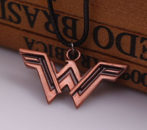 FREE + Shipping Wonder Woman Necklace