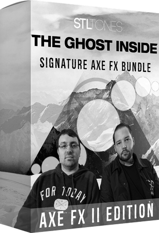 The Ghost Inside Signature Complete Kemper Bundle