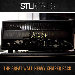 THE GREAT WALL (HEAVY KEMPER PACK)