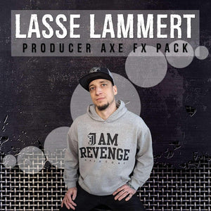 LASSE LAMMERT - PRODUCER AXE FX PACK