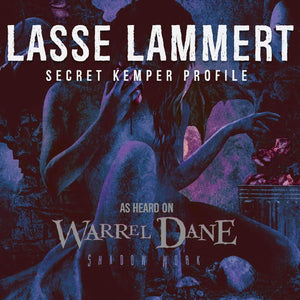 LASSE LAMMERT'S SECRET KEMPER PROFILE