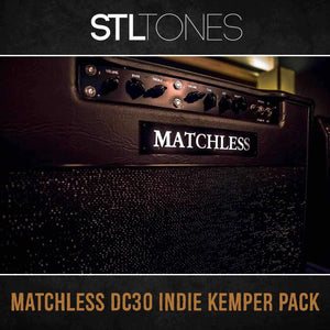 MATCHLESS DC30 INDIE KEMPER PACK