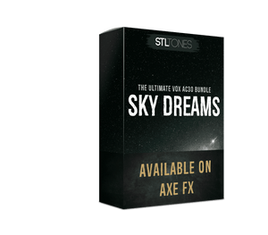 SKY DREAMS (AMBIENT AXE FX PACK)