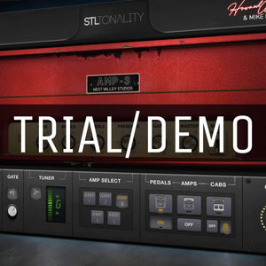 Tonality - Howard Benson Guitar Plug-In Suite Trial