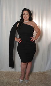BLACK Mayra Dress