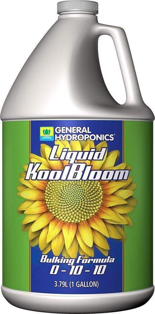 General Hydroponics Lawn & Patio 1 Gallon Liquid Kool Bloom Fertilizer
