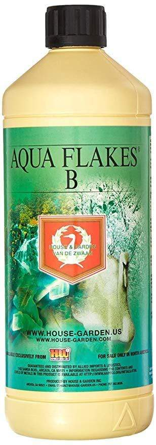 House & Garden Hydroponics 1 L Aqua Flakes Fertilizer B