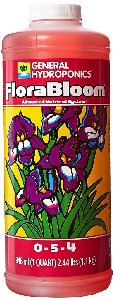 General Hydroponics Lawn & Patio 1 Pint FloraBloom