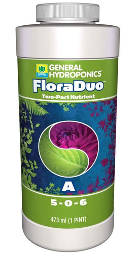 General Hydroponics Lawn & Patio 1 Pint FloraDuo Part: A