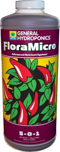 General Hydroponics Lawn & Patio 1 Pint FloraMicro