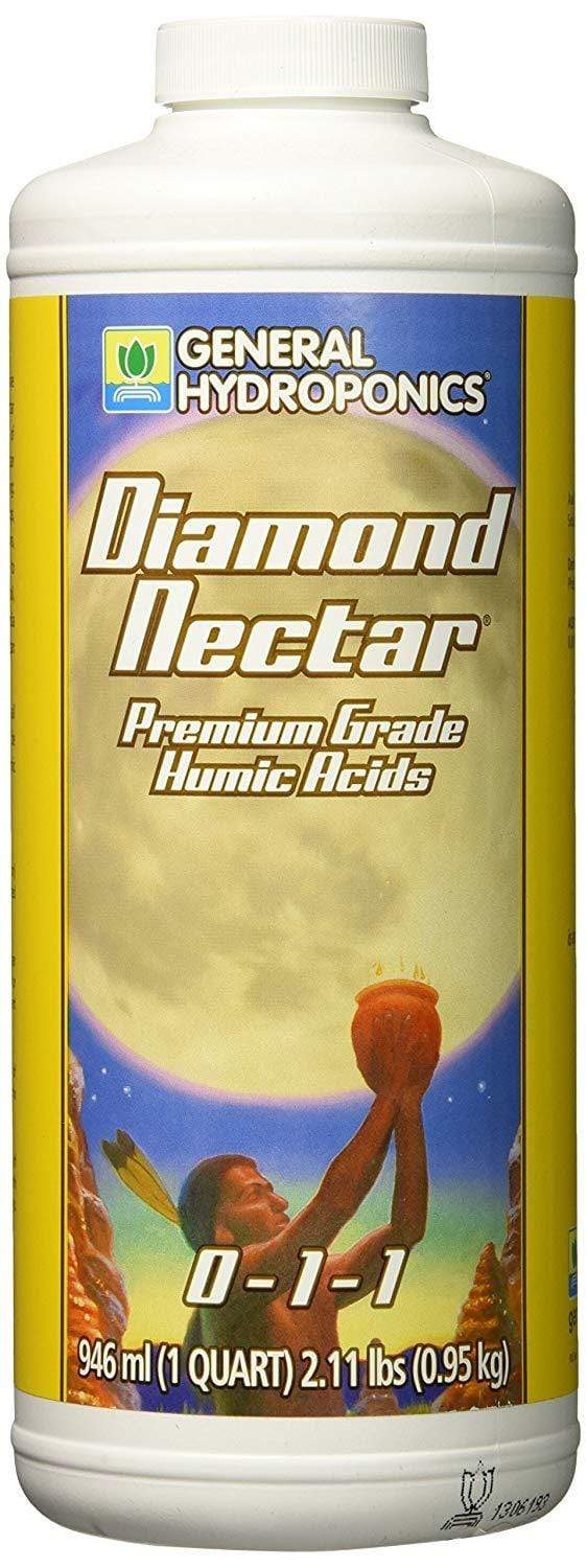 General Hydroponics Hydroponics 1 Quart Diamond Nectar