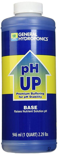 General Hydroponics Lawn & Patio 1 Quart pH up