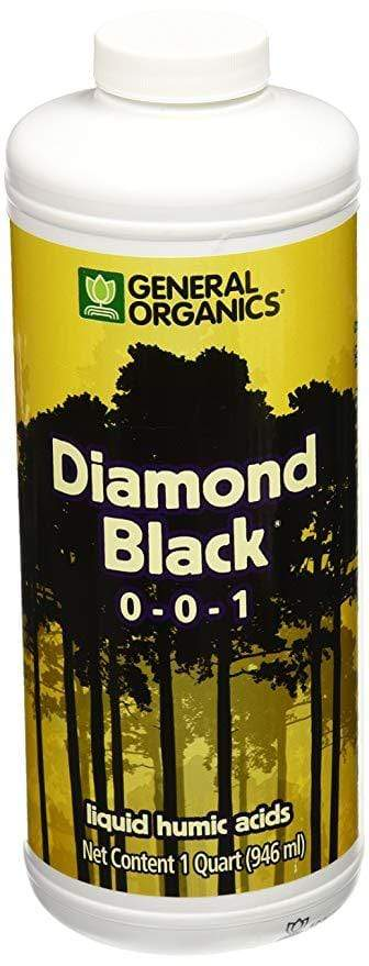 Green Valley Supply 1 Quart Diamond Black