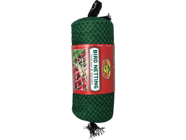 Green Valley Supply Lawn & Patio 30' X 30' Bird Netting