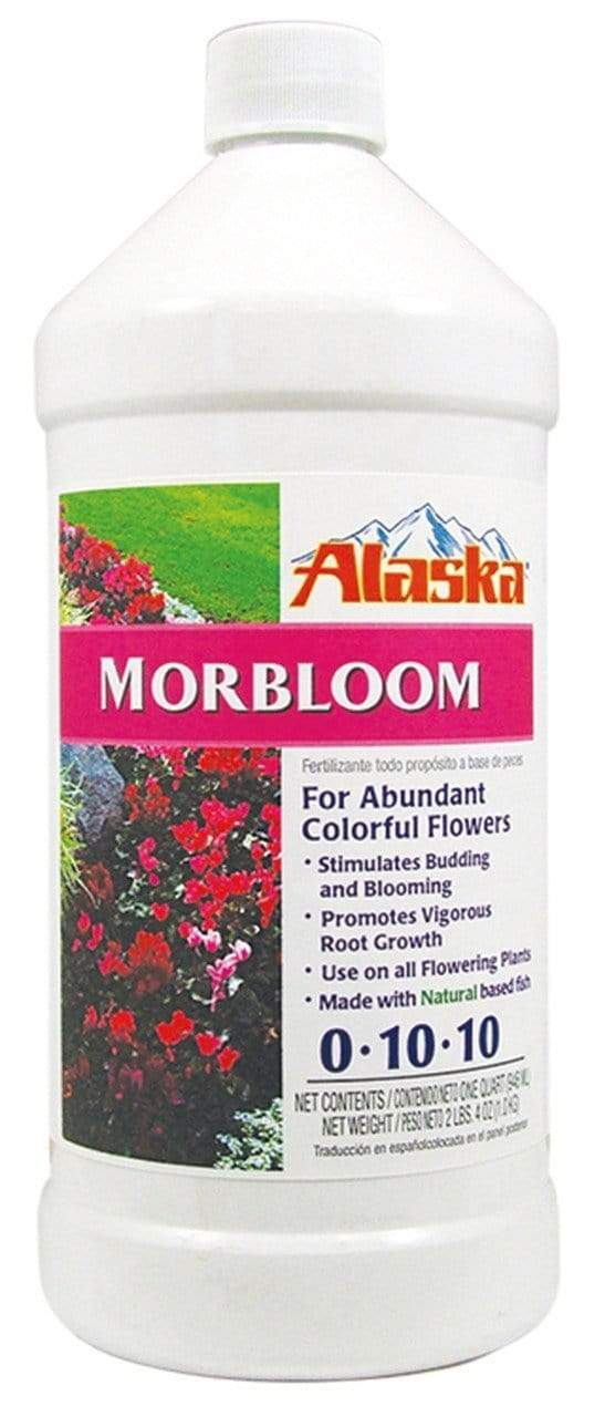 Alaska Lawn & Patio 32 Oz Morbloom Concentrate 0-10-10