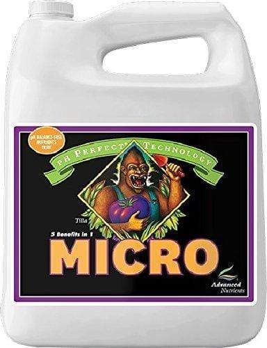 Advanced Nutrients Lawn & Patio 4 L Micro pH Perfect