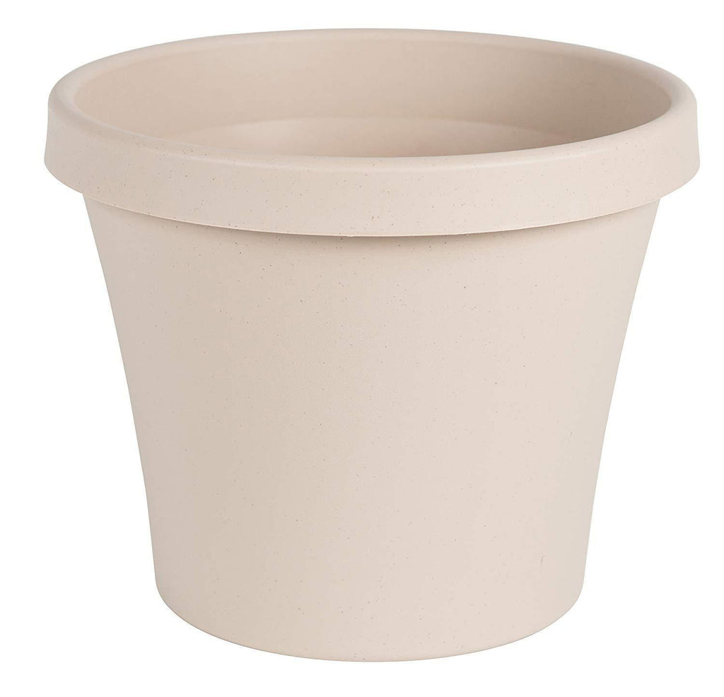 "Bloem Lawn & Patio Terra Pot Planter 6"" Taupe"