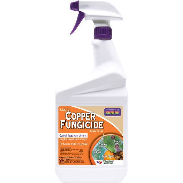 Bonide Pest Control 1 Quart Liquid Copper Fungicide