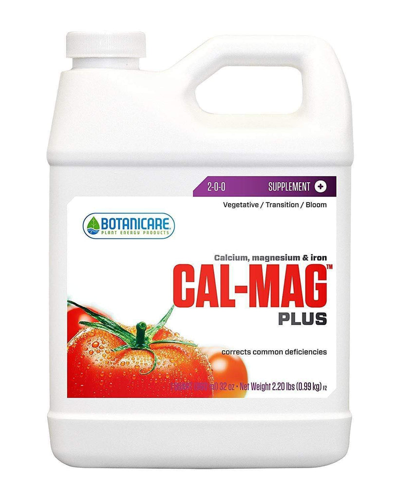 Botanicare Lawn & Patio 1 Quart CAL-MAG Plus Plant Supplement 2-0-0 Formula