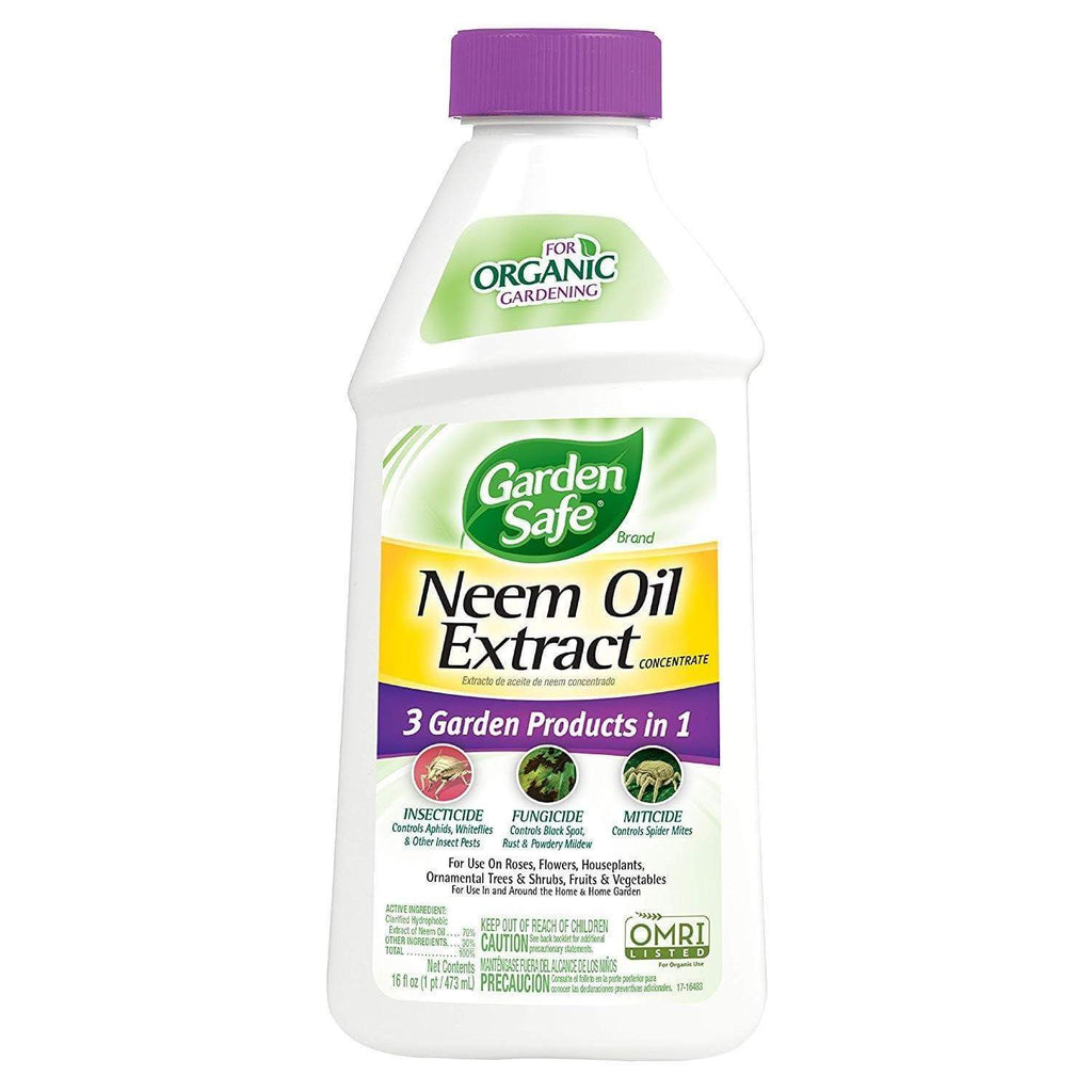 Garden Safe Lawn & Patio 16 Oz Neem Oil Concentrate