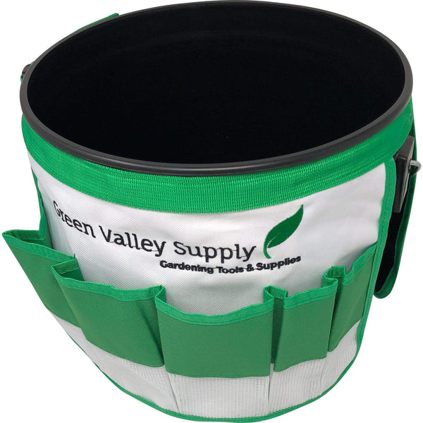 Green Valley Supply Garden Supplies & Tools 25 Gallon Bucket Caddy (2-pack)