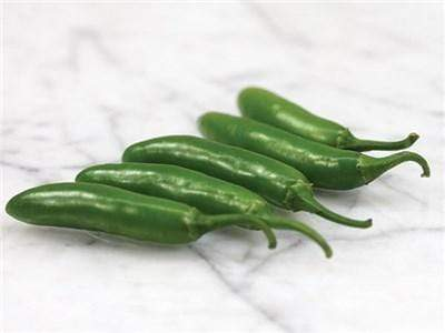 Green Valley Supply Seeds Serrano Tampequino Pepper (25 seeds)