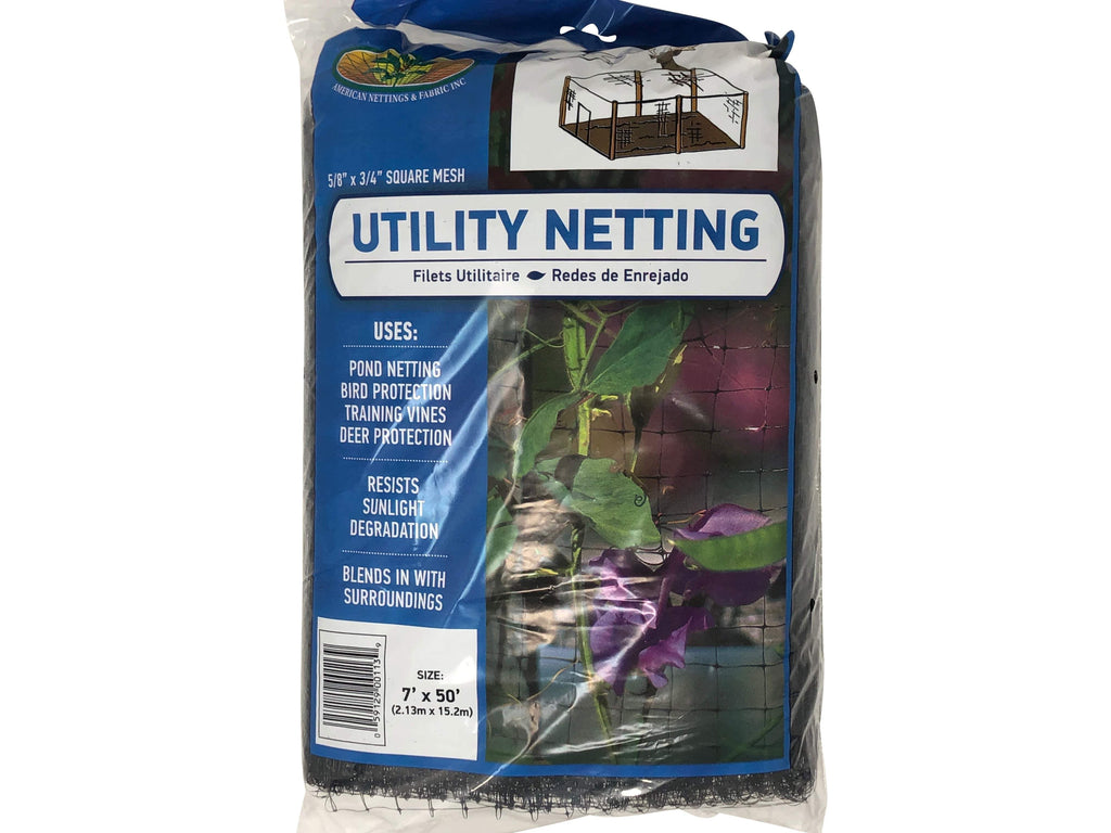 Green Valley Supply Lawn & Patio Utility Netting 14' X 14'