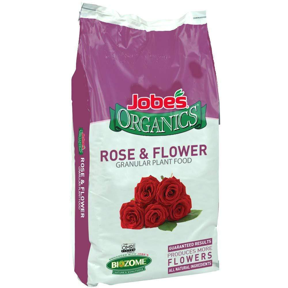 Jobe's Lawn & Patio 16 Lb Rose & Flower Granular Plant Food