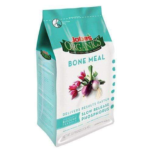 Jobe's Lawn & Patio 3 Lb Organics Bone Meal