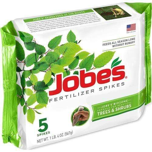 Jobe's Lawn & Patio 5 Tree & Shrub Fertilizer Spikes 15-3-3 Time Release