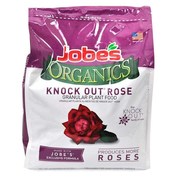 Jobe's Lawn & Patio 8 Lb Knock-Out Rose Fertilizer