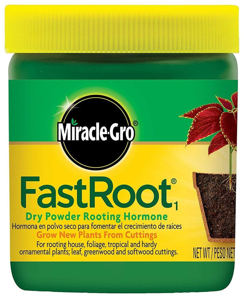 Miracle-Gro Lawn & Patio Fast-Root Dry Powder Rooting Hormone