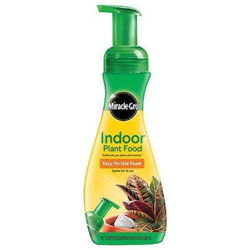 Miracle-Gro Lawn & Patio Indoor Plant Food, Feeds Instantly with Pump