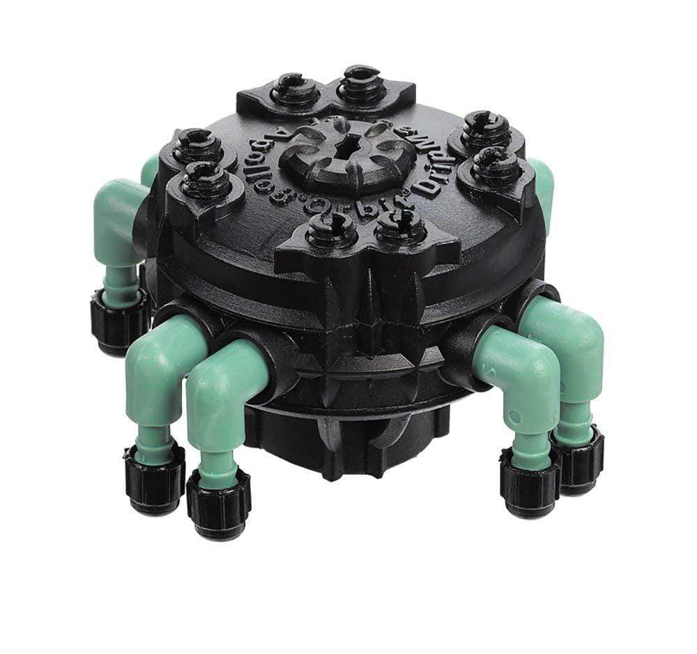 Orbit Lawn & Patio 8 Port Adjustable Flow Manifold
