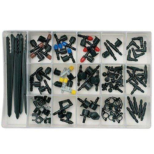 Orbit Lawn & Patio 92-Piece Drip Irrigation Assortment Kit