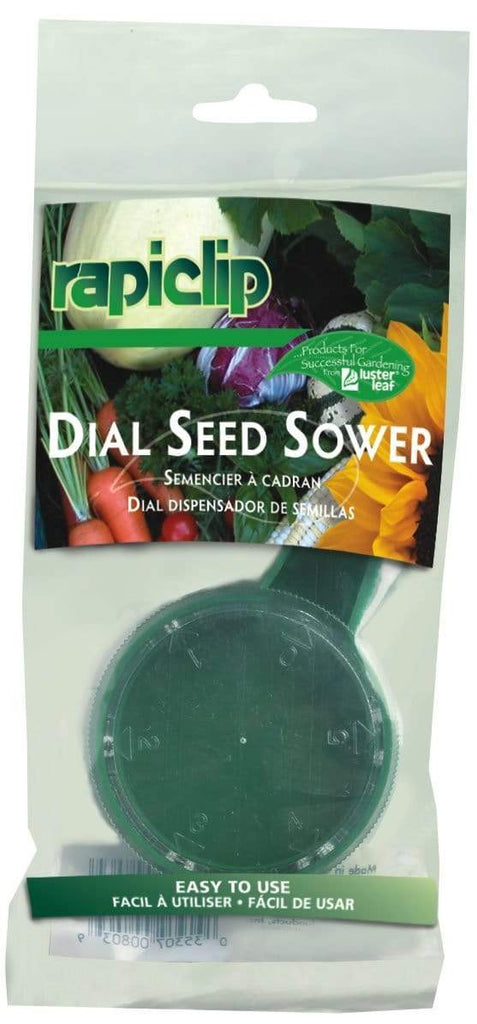 Rapiclip Lawn & Patio Dial Seed Sower