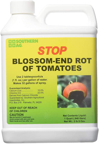 1 Quart Stop Blossom-End Rot of Tomatoes