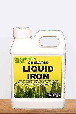 Southern Ag Lawn & Patio 16 Oz Chelated Liquid Iron