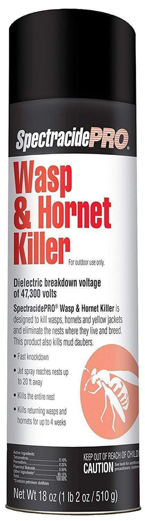 Spectracide Lawn & Patio Aerosol Wasp & Hornet Insecticide, 18 oz