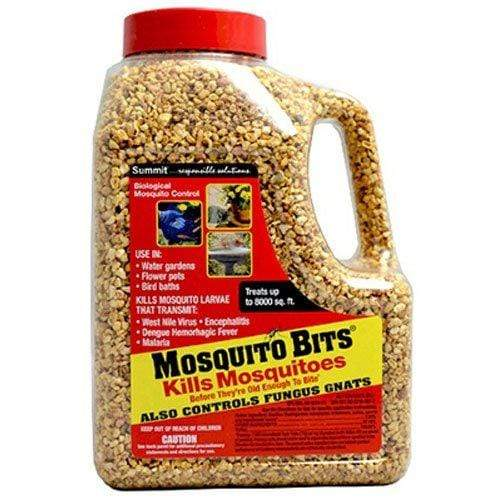 Summit...responsible solutions Lawn & Patio 30 Oz Mosquito Bits - Quick Kill