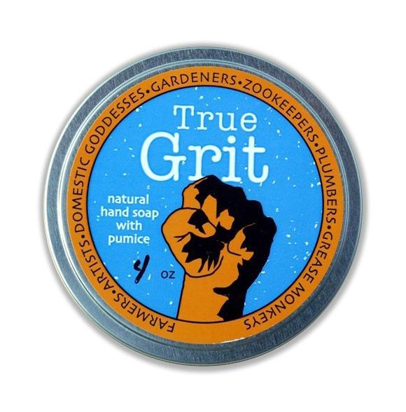 True Grit Lawn & Patio True Grit Natural Hand Soap with Pumice
