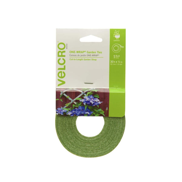 Velcro Lawn & Patio Garden Ties 30' x 1/2""