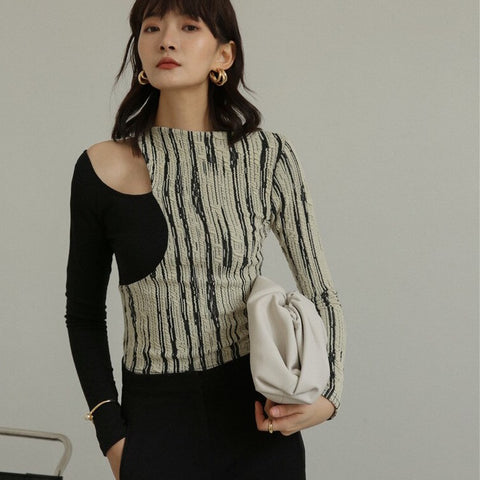 Sabine Cut-Out Top