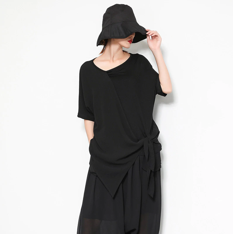 Sherman Draped Top