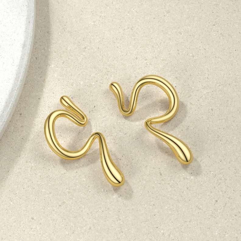 Sora Cuff Earrings