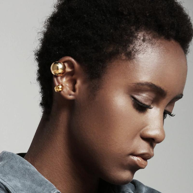 Neve Cuff Earrings