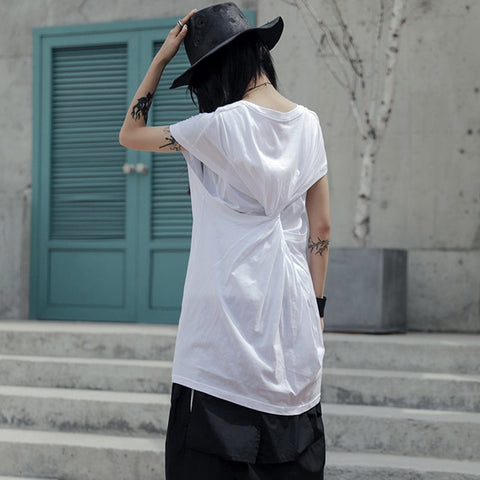 Tami Twist-back T-Shirt