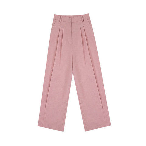 Vika Darted-cuff Pants