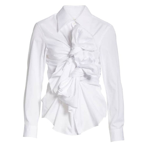 Nasia Bow Shirt